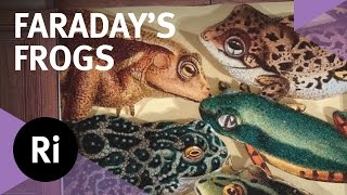 Michael Faraday's Electric Frogs