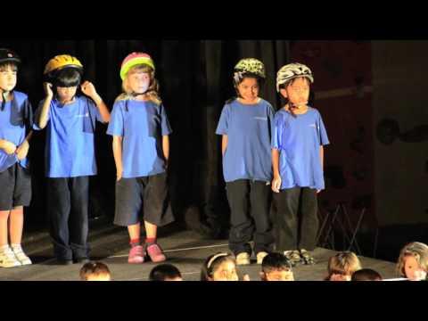 AKIS Qatar - Primary School Production 2014