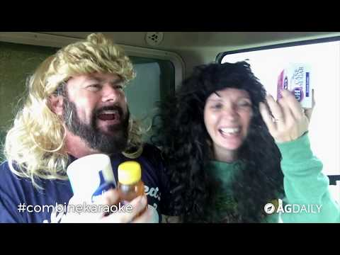 Combine Karaoke: Shark Farmer and Mandy Rizzo put the pedal to the hair metal