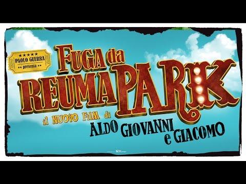 Fuga da Reuma Park - Trailer   Aldo Giovanni e Giacomo