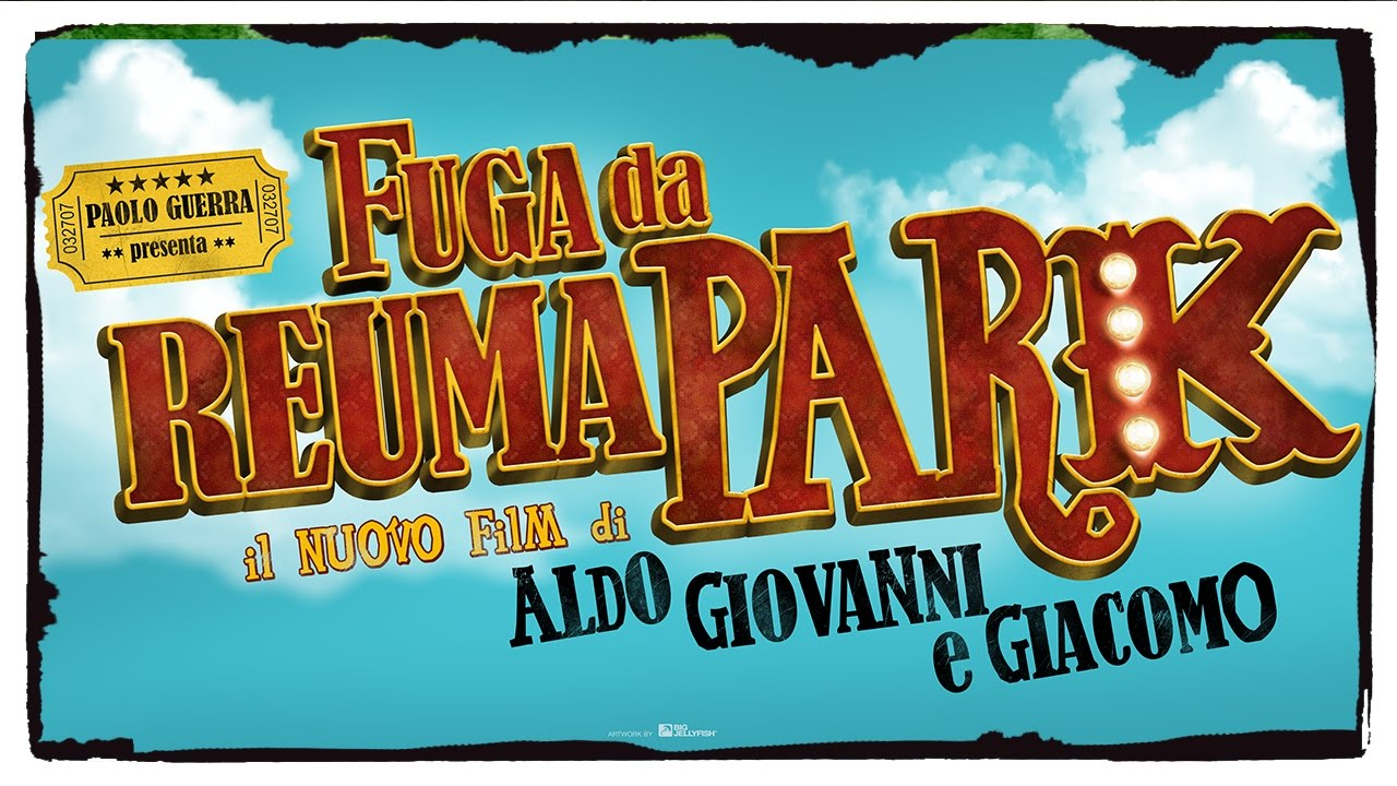 Fuga Da Reuma Park Trailer Aldo Giovanni E Giacomo Youtube