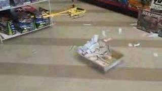 RC Helicopter picks drawing winner!