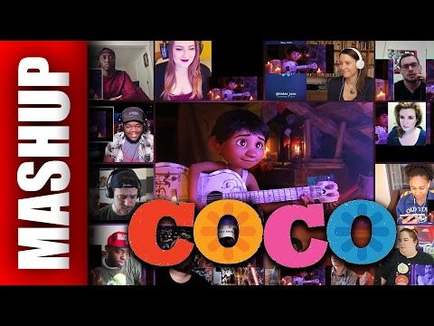 Thumbnail: COCO Teaser Trailer Reactions Mashup