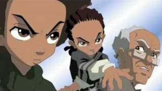 Asheru-Boondocks theme (with lyrics)