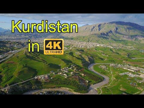 Kurdistan Nature in 4K سروشتی کوردستان