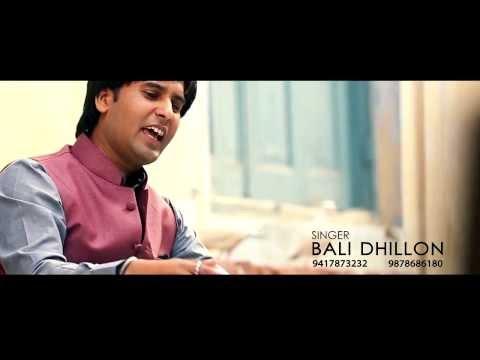 Promo   Yaad Ve   Bali Dhillon   Nine7 Recordz