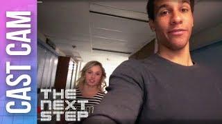 The Next Step - Cast Cam: Devon Brown (Part 2)