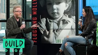 """Dave King of """"Flogging Molly"""" Discusses Their Studio Album """"Life Is Good"""""""