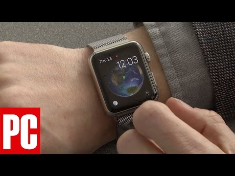 How to Change the Face of the Apple Watch