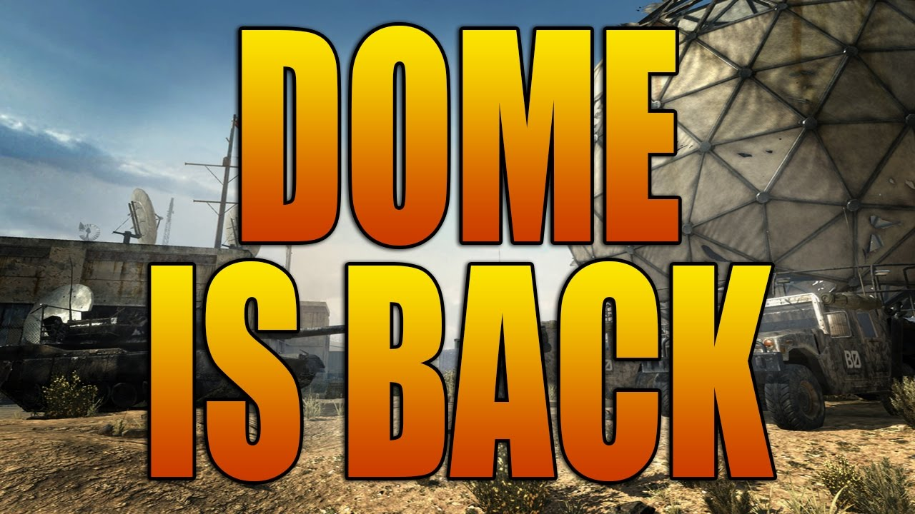 DOME IS BACK! Genesis = Same Layout as the Epic MW3 Map