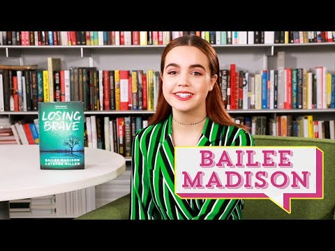 Epic Author Facts: Bailee Madison  Losing Brave