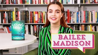 Epic Author Facts: Bailee Madison | Losing Brave
