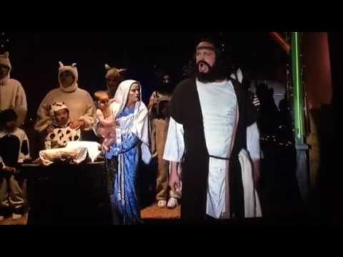 Four Christmases Mary And Joseph Scene Youtube