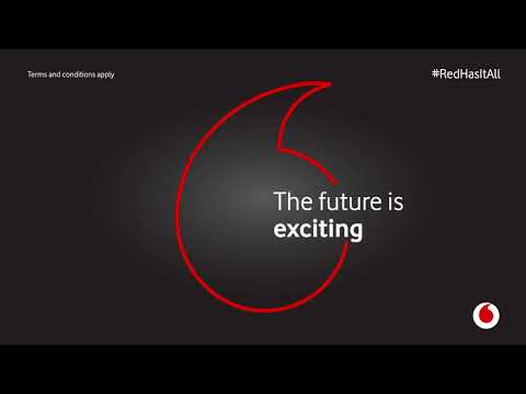 Vodafone Red: Global Data
