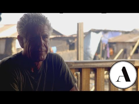 What Anthony Bourdain Taught 'Parts Unknown' Director of Photography Morgan Fallon