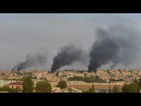 الجيش التركي يبدأ عملية عسكرية في شمال سوريا..ماهي الخطة التي يتبعها؟