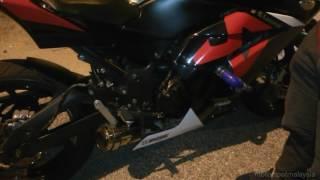 Kawasaki Ninja 250 Turbo