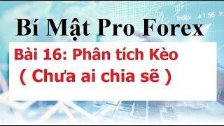 Bí mật Pro Forex Bài 16: Phân tích Kèo (Chưa ai chia sẽ)