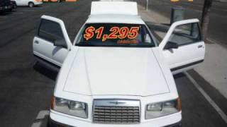 1984 Ford Thunderbird For Sale -allante auto buy sale and trade-used cars autos usados