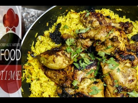 Food Time | Chef Ali Mandhry | Swahili Vegetable Rice With Chicken