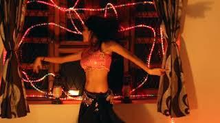 Gambar cover Ishq Bina|Music by A.R. Rahman|Singers-Sonu Nigam & Sujata|Movie-TAAL|Belly Dancing by Nidhi Dhayal