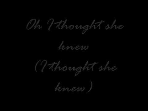 NSync - I Thought She Knew Lyrics