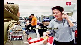 Petugas Minta Penumpang Habiskan Makanan Oleh-oleh dari Hongkong Part 03 - Indonesia Border 03/11
