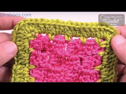 Crochet Border - Corner to Corner C2C