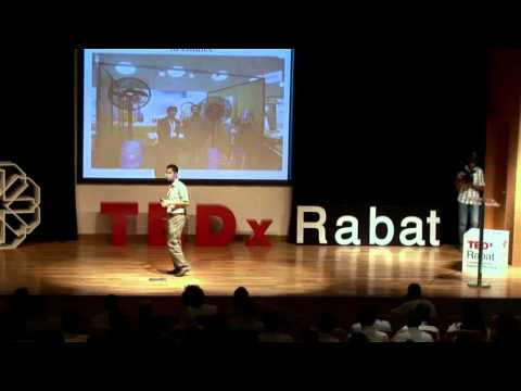TEDxRabat - Ismail Alaoui - Find a job is a job