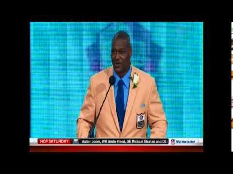 NFL: Hall of Fame: Class of 2014: Derrick Brooks Enshrinement Ceremony Speech