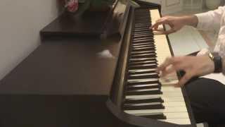 أغنية المقدمة للمسلسل الكرتوني مغامرات سندباد - عزف على البيانو