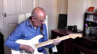 Kon-Tiki - The Shadows - Cover by Old Guitar Monkey