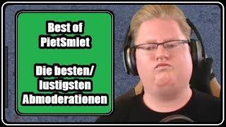 Die besten/lustigsten Abmoderationen || Best of PietSmiet Compilation