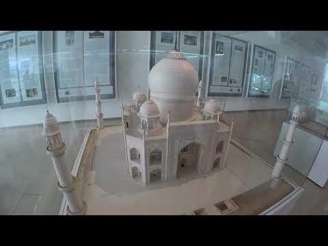 #24: Malaysia - Kuala Lumpur - National mosque and Islamic arts museum