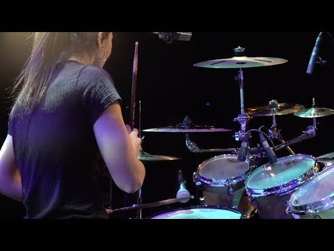 Icefish - Human Hardware drums cover (Camille Bigeault)