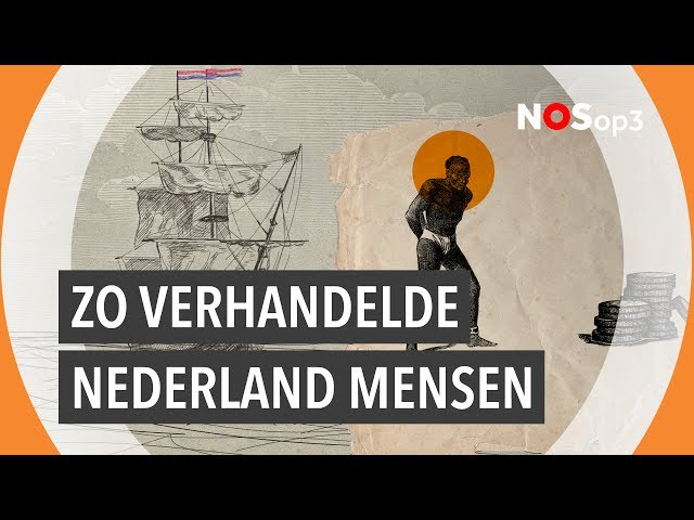 Ons trans-Atlantische slavernijverleden | NOS op 3