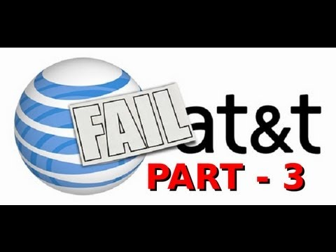 AT&T KILLED MY BUSINESS! - PART 3