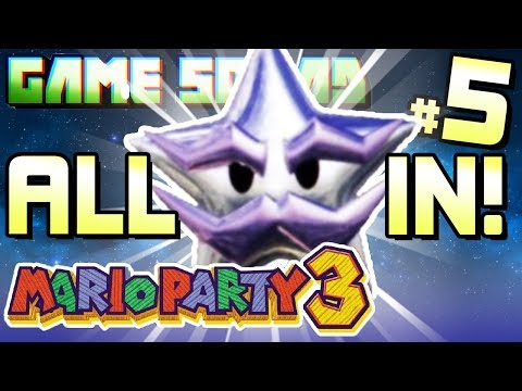 GAME SQUAD | Mario Party 3 - Deep Blooper Sea: Part 5 (ALL IN FINALE!)