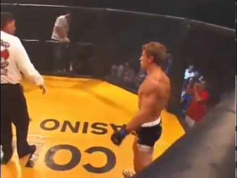 Urijah Faber First Fight vs. Jay Valencia - November 12, 2003
