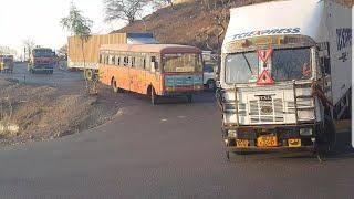 Msrtc : Solapur Beed 40gaon
