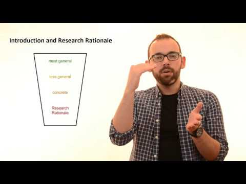 1.5 Introduction and Research Rationale