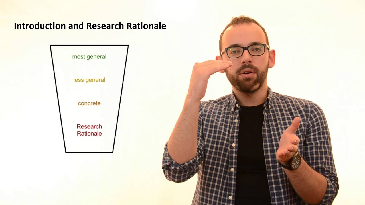 9.9 Introduction and Research Rationale