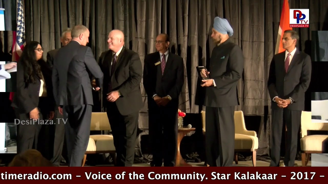 Highlights of USICOC - DFW Annual Awards Banquet - 2017