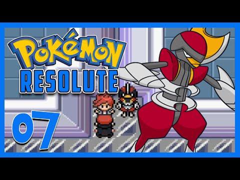 Let's Play Pokemon Resolute Part 7 - Gameplay Walkthrough
