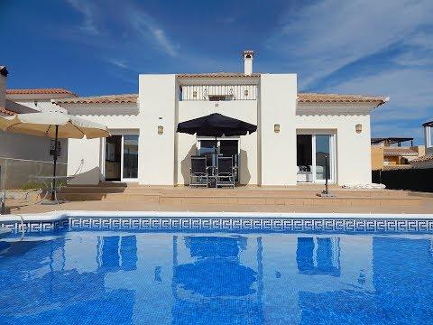 SOLD  - VIP7459 Bespoke Villa in Los Gallardos only 240.000 Euros