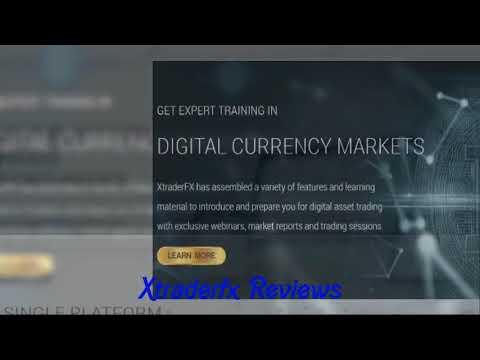 XtraderFX | Digital Assets Exchange | Online Trading Platform