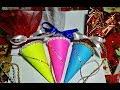 Поделки - Новогодний Подарок конфета сюрприз своими руками-красиво, празднично