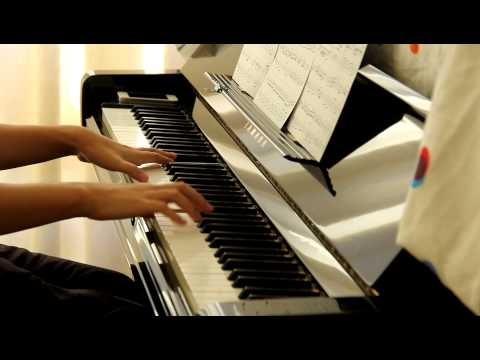 Joe Hisaishi 久石譲 - Piano Stories 4 Freedom - Spring [w/ music sheet]