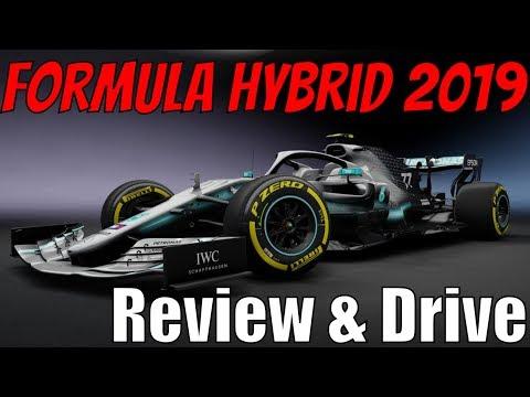 Formula Hybrid 2019 - The Best Modern F1 Car in Sim Racing