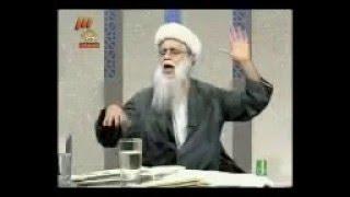 مُعمم شيعي إيراني يرقص على اقاعات مختلفة